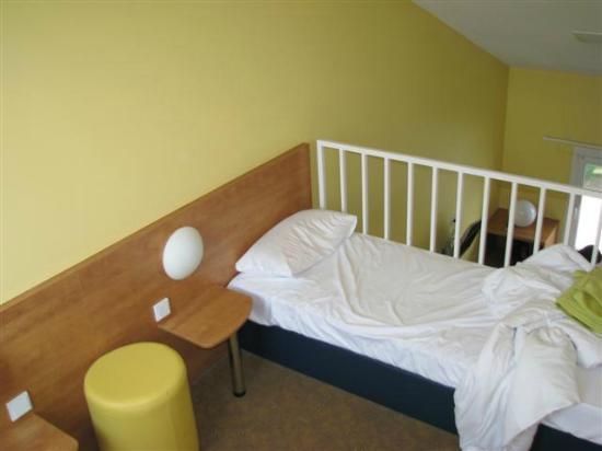 B&B Hotel Braunschweig-Nord: Altro letto nel soppalco
