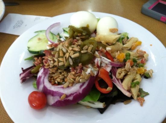 Jason's Deli: Simply Scrumptious Salad
