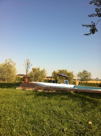 Agriturismo B&B Girasole Terzuolo: piscina