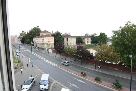 Ibis Budget Paris Porte de Pantin : Panorama dalla Camera