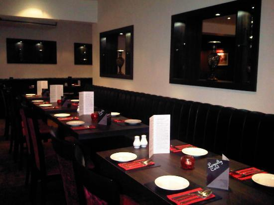 Viraaj Restaurant : restaurant