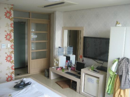 Valentine Hotel: Room facilities