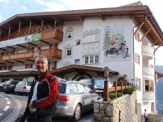 Hotel Bellavista: fronte hotel
