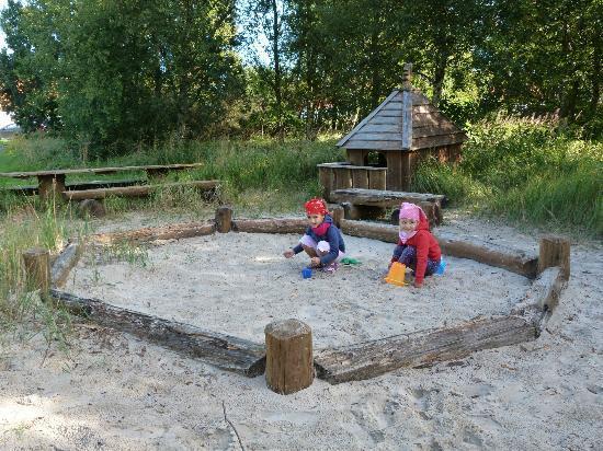Holidaycenter Skagen Strand: La sabbiera