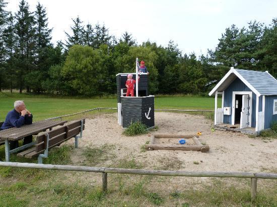 Holidaycenter Skagen Strand: L'area gioco