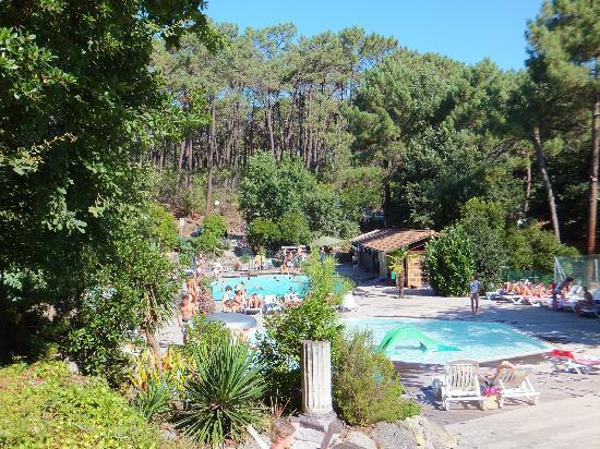 Yelloh ! Village Panorama du Pyla : espace piscines