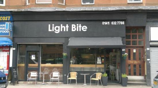 The Light Bite: lightbite