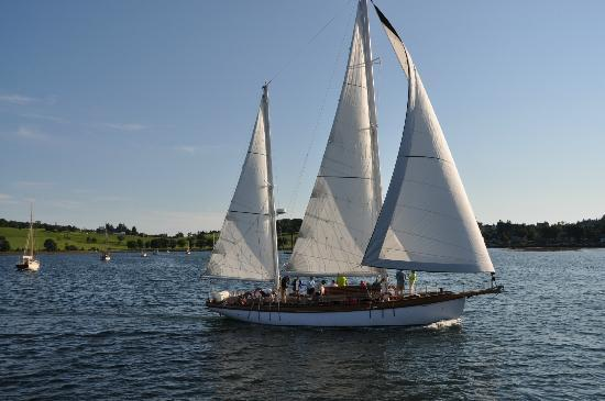 Sail Inn B&B: Sailing on the Eastern Star