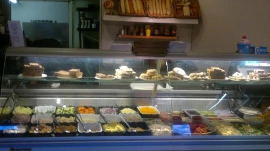 The Light Bite: bread baked instore daily