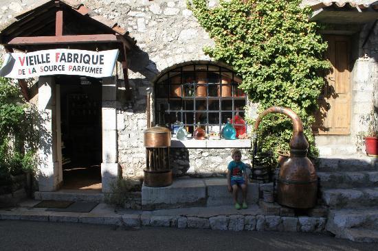 La Bastide Saint Christophe : Gourdon Village