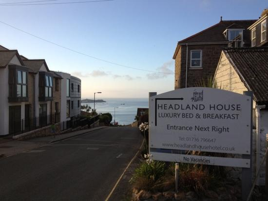 View Picture Of Headland House Carbis Bay Tripadvisor