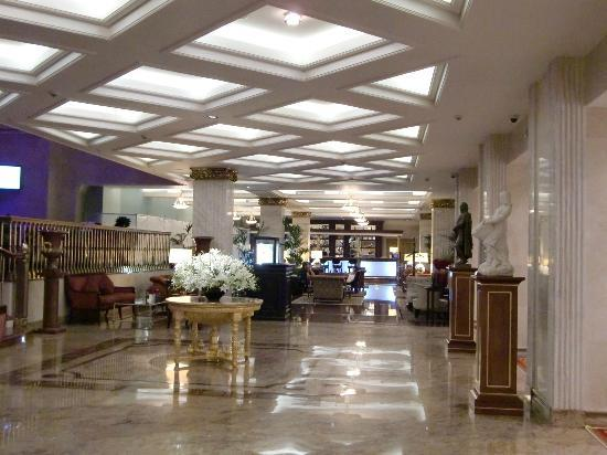 Radisson Royal Hotel Moscow: lobby