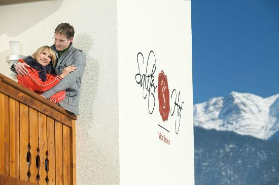 Hotel Saliter Hof: Alle Zimmer mit Balkon