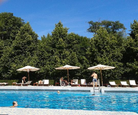 Club Med Vittel le Parc: La piscine olympique