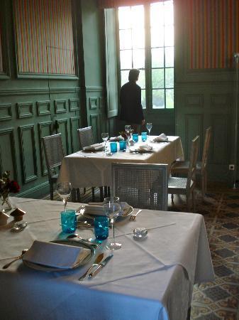 Le Chateau de Reignac: Restaurante
