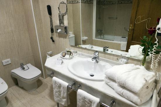 Can Boix de Peramola: Baño