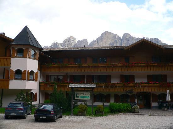 Nova Levante, Italien: vista del residence