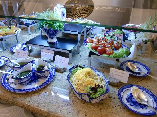 Radisson Royal Hotel Moscow: Breakfast