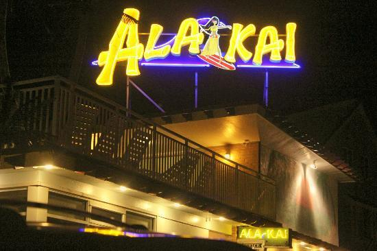 ‪‪Ala Kai Motel‬: Ala Kai Motel Sign