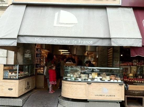 Fromagerie Laurent Dubois: Street view