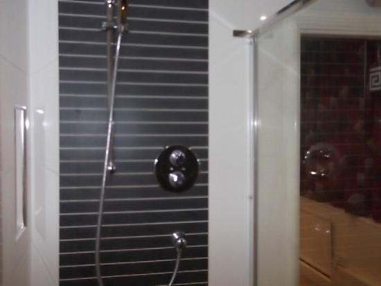 The White Swan Hotel by Compass Hospitality: Impressive wet room shower!