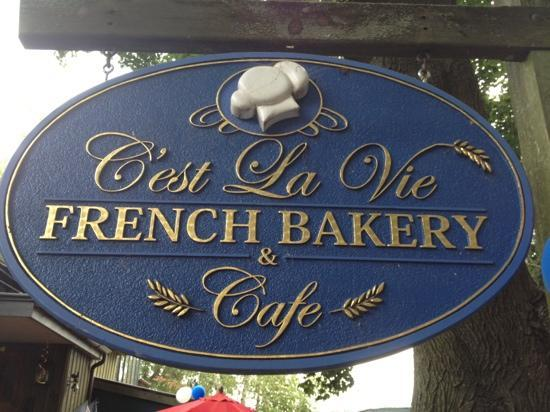 C'est La Vie : Best Bakery in New Hope