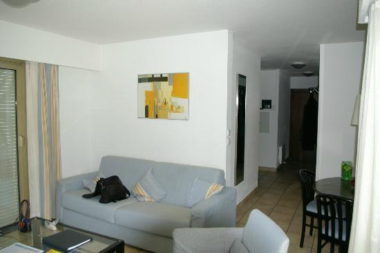 Hapimag Residenz Antibes : Inside our apartment