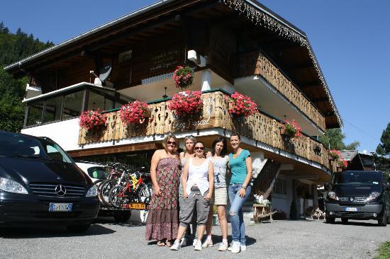Chalet Morzine Luxury Chalets, Chalet Morzine: le donne della vacanza