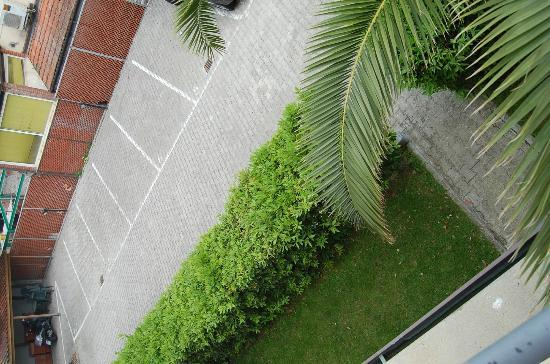 Riviera Residence: parcheggio