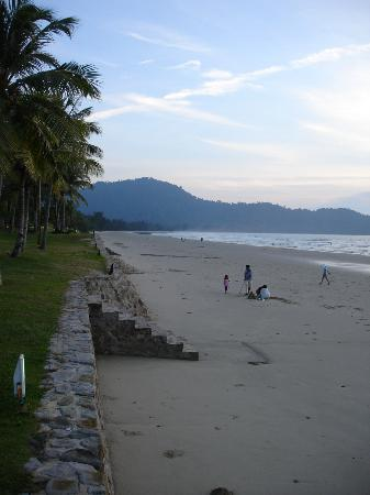 Nexus Resort & Spa Karambunai: Beach