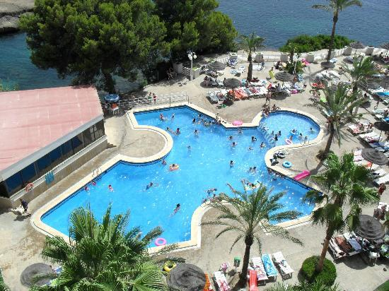 View from 710 picture of trh jardin del mar santa ponsa for Aparthotel jardin del mar mallorca
