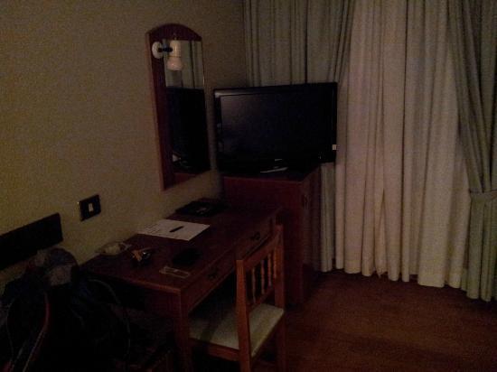 Hotel Airiños: Televisión