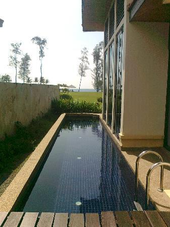 Your lap pool...