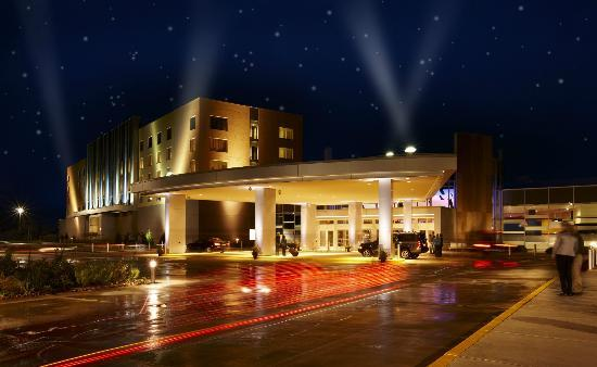 Bowler, WI: 600,000 Square Foot Casino and Resort!