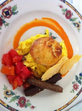 Joshua Wilton House: Breakfast was fabulous- thanks Mark!