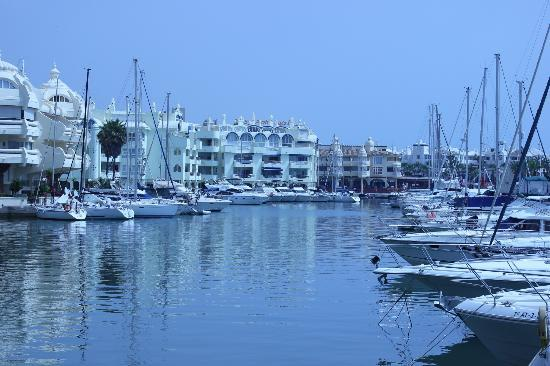 Sunrise view from room picture of hotel mac puerto - Mac puerto marina benalmadena benalmadena ...