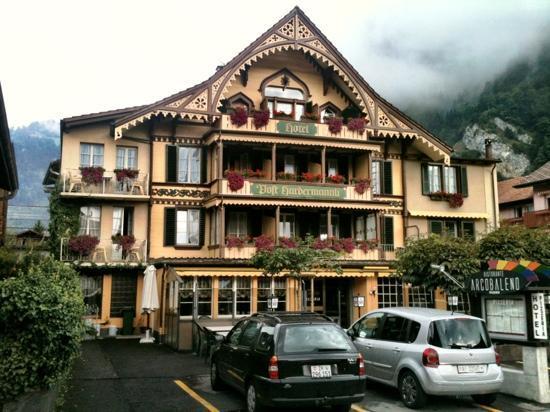 Post Hardermannli Hotel : Hotel mit Restaurant