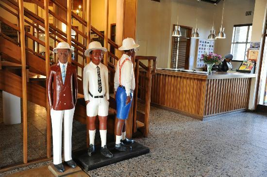 Graskop Hotel: Lobby