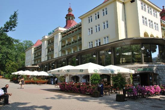 Polanica Zdroj, Polonya: Wielka Pieniawa