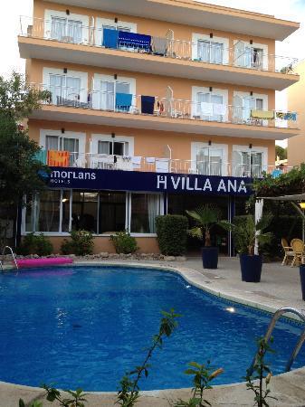 Villa Ana: hotel