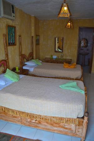 Casa Blanca: Isabela room