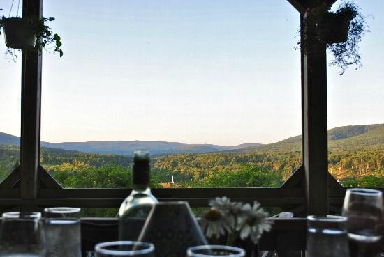 Restaurant 100 KM : Panoramic View
