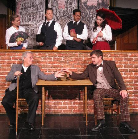 East Lynne Theater Company: THE POE MYSTERIES