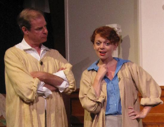 East Lynne Theater Company: HE AND SHE
