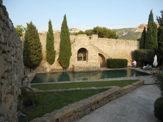 Chateau de Cassis: jardin