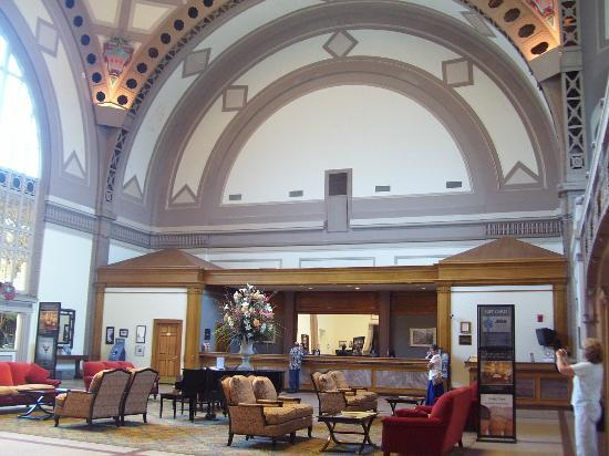 Chattanooga Choo Choo: main lobby