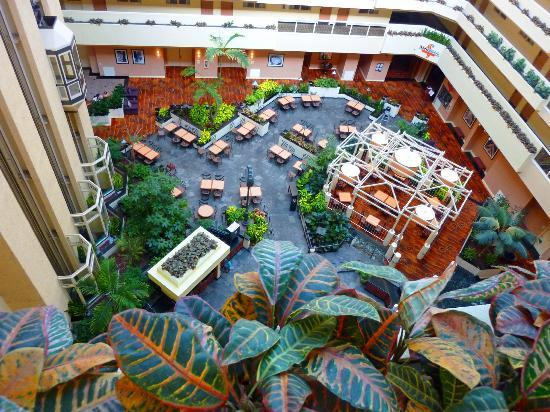 Embassy Suites by Hilton LAX North: The Central Atrium