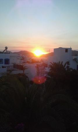 Hotel Christina: tramonto camera