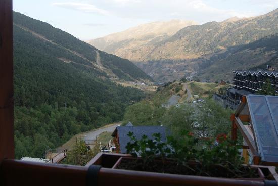 Sport Hotel Village: Vista desde la habitación
