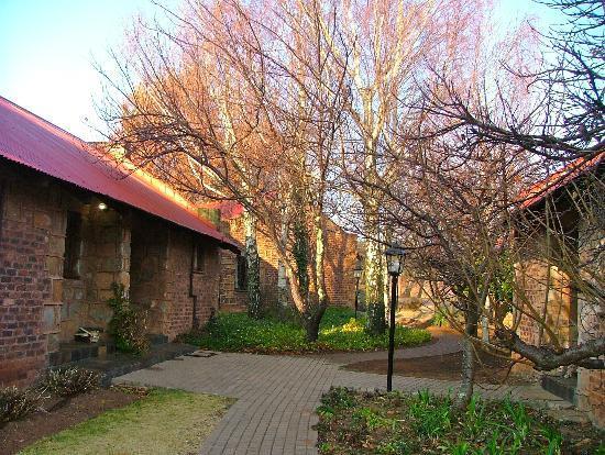 Critchley Hackle Hotel: Les cottages